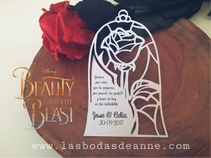 Marcasito boda la bella y la bestia - beauty and the beast